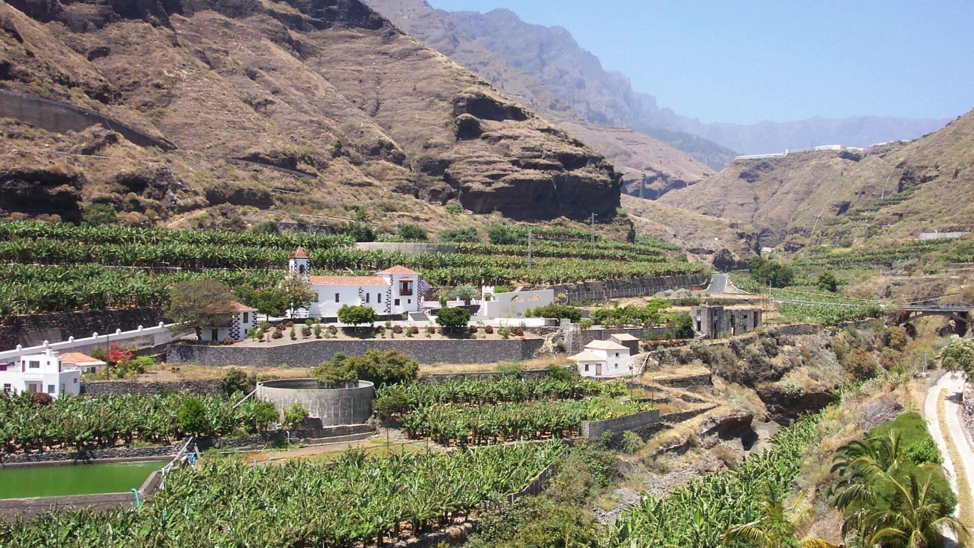 Exc. La Palma Spezial Viajes Pamir (1) Durchfahrt Las Angustias Schlucht