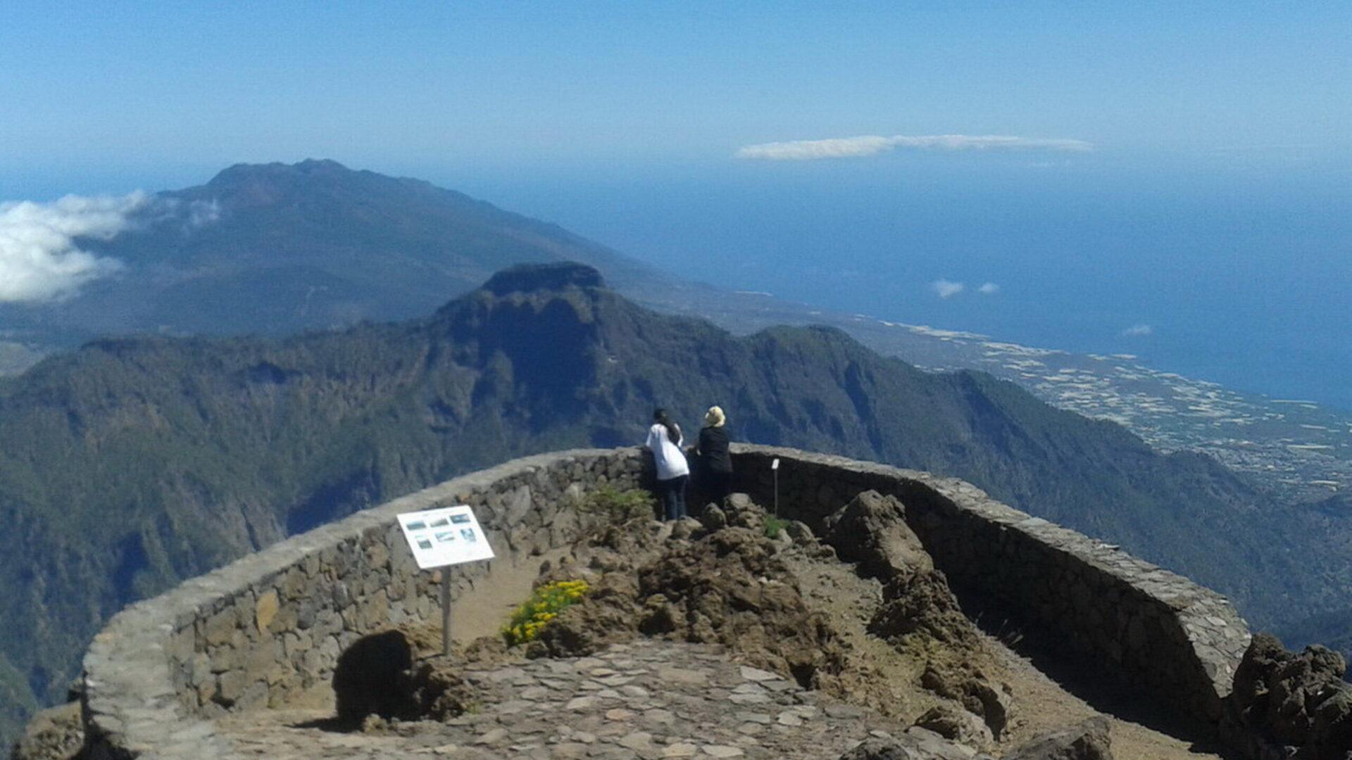 Exc. La Palma Spezial Viajes Pamir (2) Inselgipfel Roque Muchachos