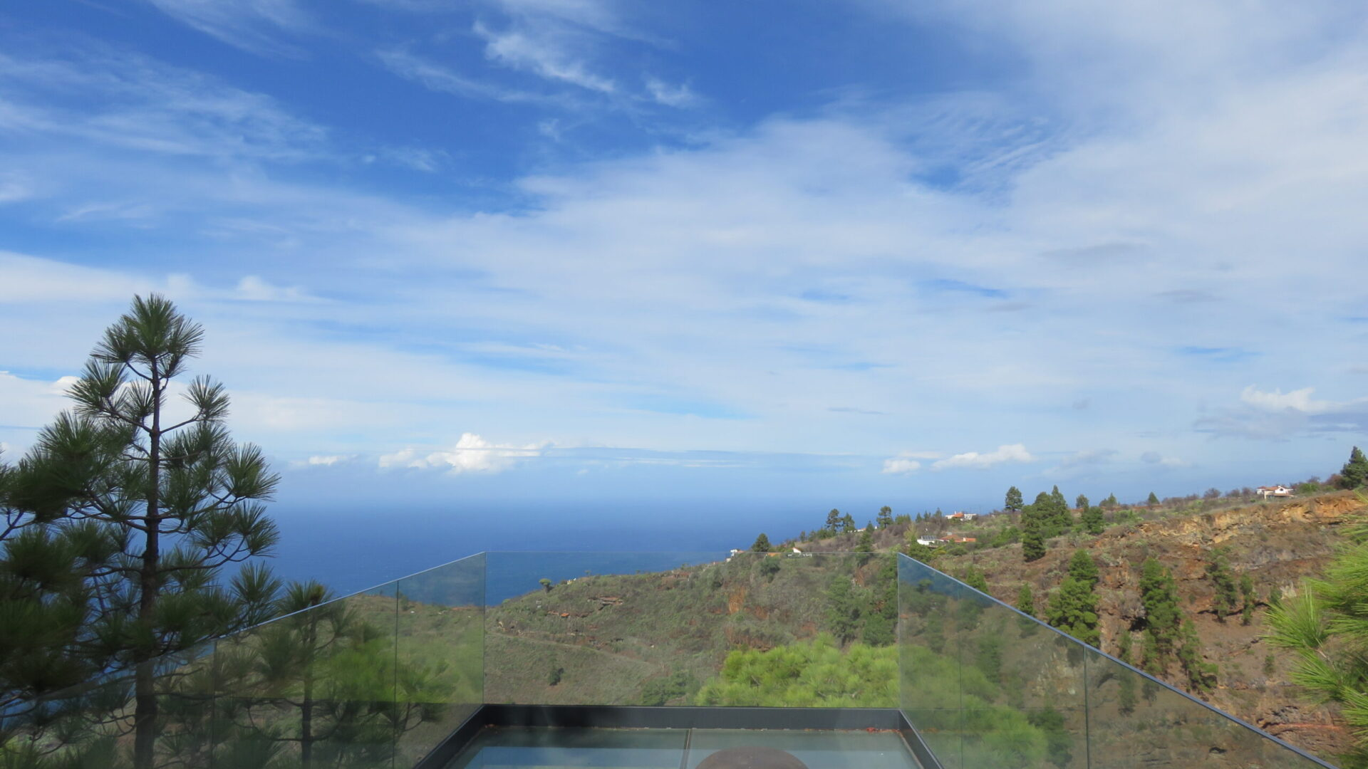 Exc. La Palma Spezial Viajes Pamir (8) Aussichtspunkt Puntagorda